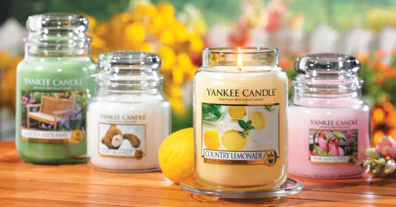best candle brands best scented candle companies top brands of fancy candles 11952
