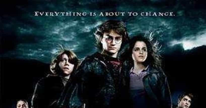 Harry Potter And The Goblet Of Fire Characters | Cast List ...