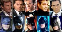 The Best Actors from DC Movies
