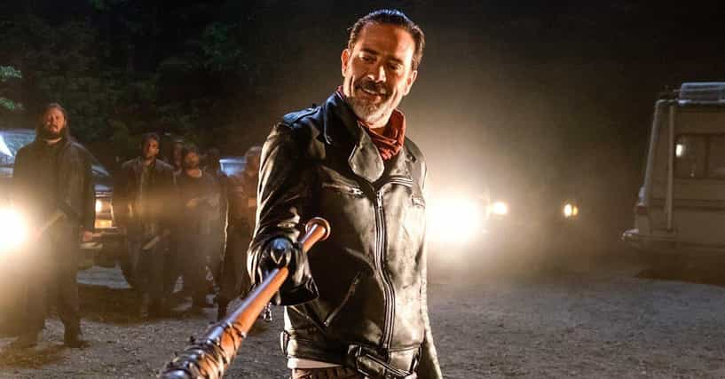 Every Time Someone Had A Chance To Kill Negan On The Walking Dead But Didn't