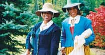 Inside Oprah And Gayle's Hilarious Episode of 'Colonial House'