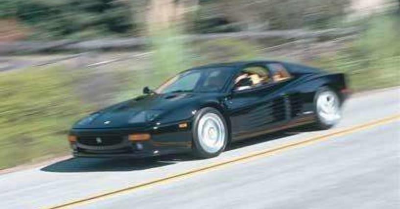 Ferrari Road Cars: Ferrari Production Cars List