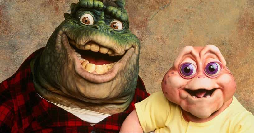 Dinosaurs Tv Show Trivia 25 Fun Facts About Dinosaurs