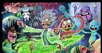 The Schwiftiest Rick & Morty Fan Art