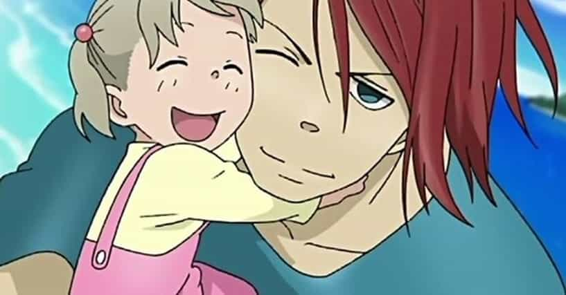 Anime Characters Ranker : Best anime dads ranking the greatest fathers in