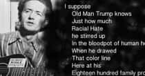 Woody Guthrie Wrote Songs About His Distaste For Fred Trump