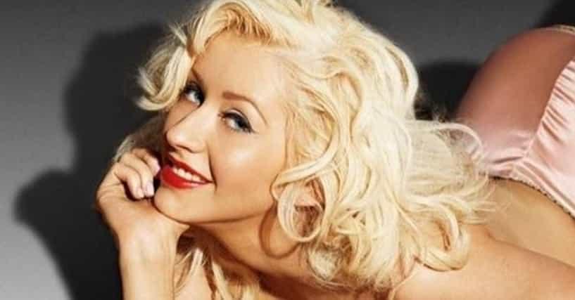 Christina aguiler porn