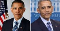 How 14 Presidents Looked At The Start And The End Of Their Presidencies