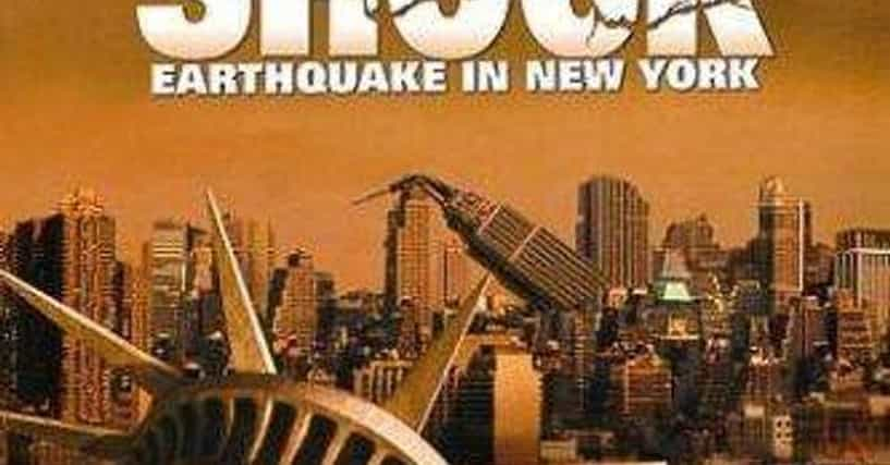 Image result for new york earthquake