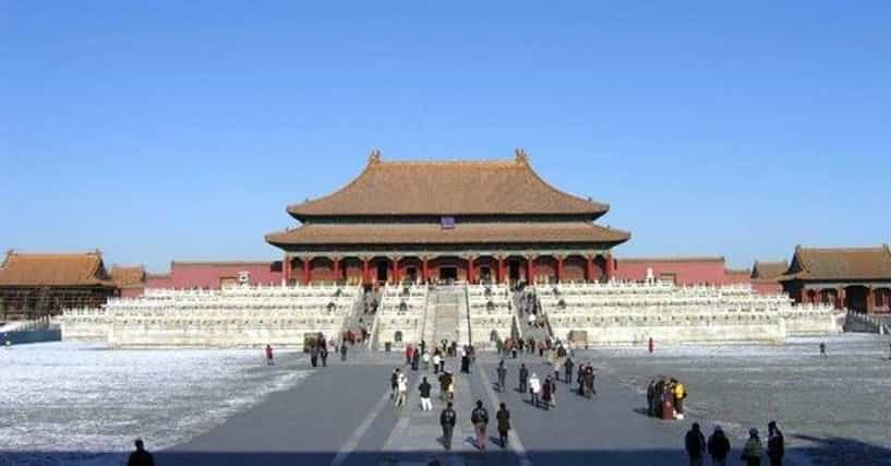 Chinese architecture buildings List of Famous Chinese
