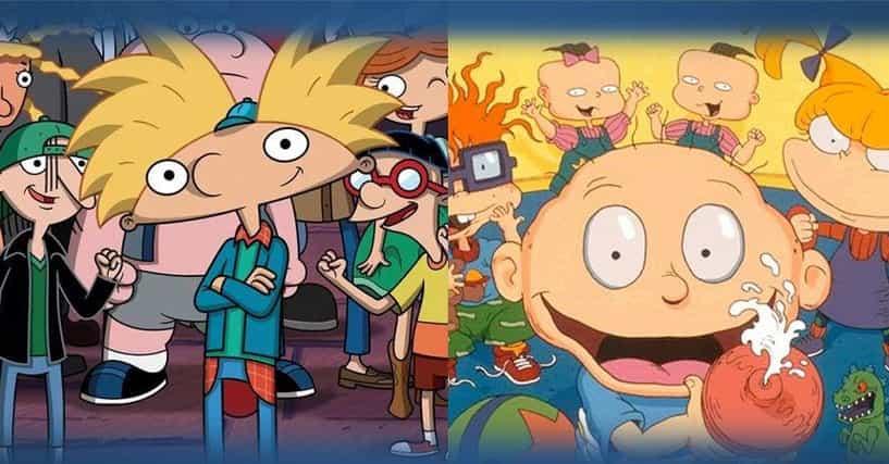 List Of Best Nick Cartoon Shows
