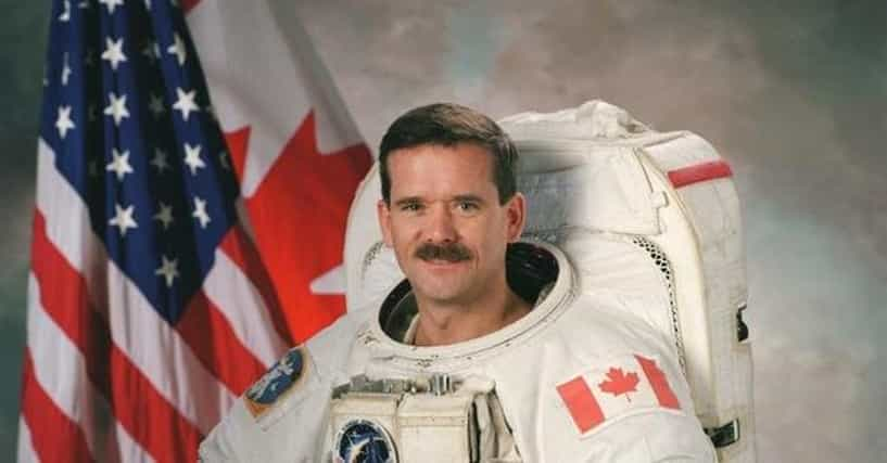 which canadian astronaut has been in space the longest - photo #8