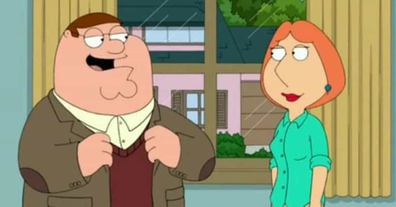 Family Guy Jokes That Are Way Way More Intellectual Than You Realized Will your show have that issue? family guy jokes that are way way more
