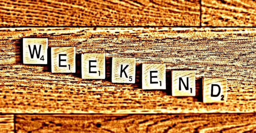 list songs weekend title