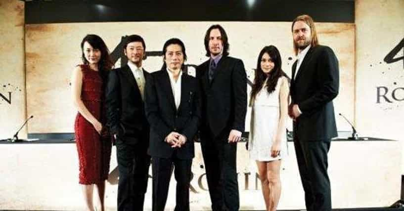 47 Ronin Cast List: Actors and Actresses from 47 Ronin
