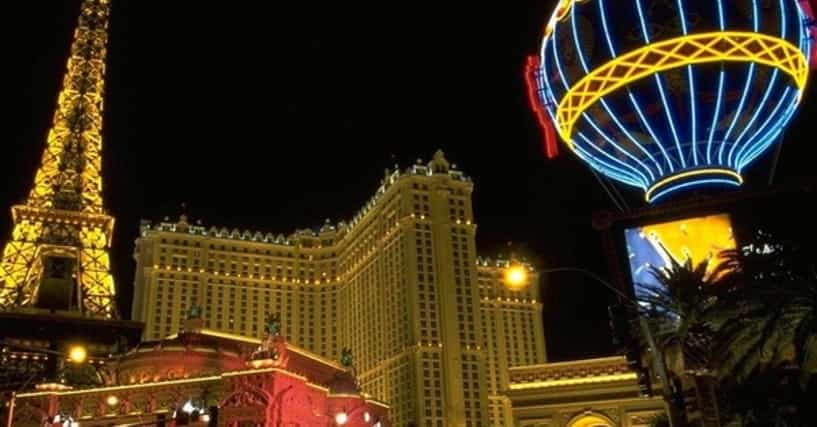 Best hotel casino in vegas