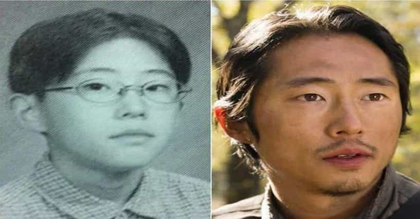 You Need to See These Yearbook Photos of the Cast of The Walking Dead