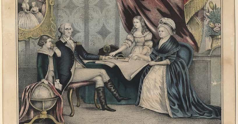 Everything George Washington Ate On A Daily Basis As President