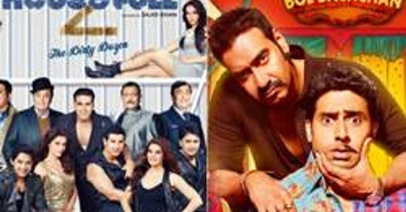 Hindi Comedies The Best Bollywood Comedy Movies Of All Time