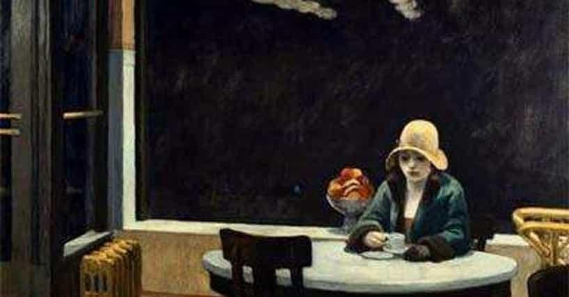 Famous Edward Hopper P...