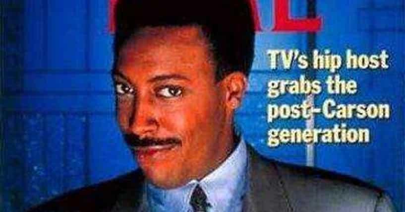 The Arsenio Hall Show (TV Series 1989–1994) - IMDb