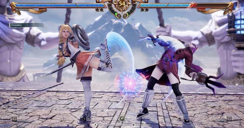 15 Of The Craziest Custom Characters In Soulcalibur Vi