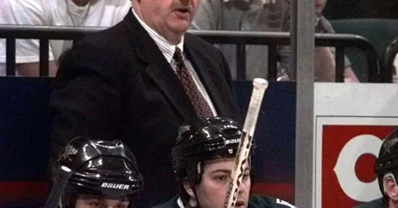 ranking every dallas stars coach best to worst. Black Bedroom Furniture Sets. Home Design Ideas