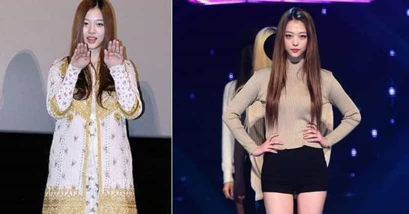 Kpop Idols Who Lost Weight Before After With Pictures