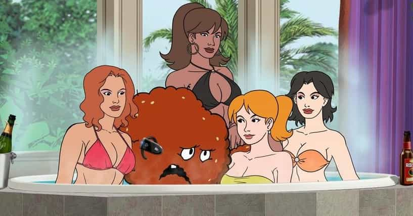 Best Episodes Of Aqua Teen Hunger Force List Of Top Athf