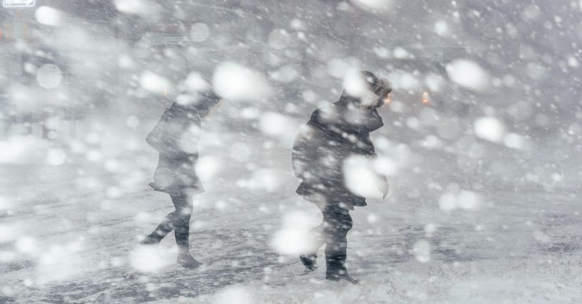 The 21 Worst Blizzards In World History