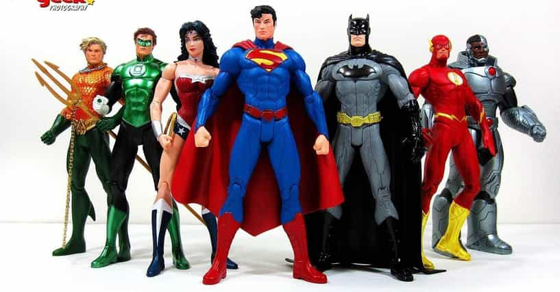 Best Super Hero Toys And Action Figures : The best superhero toys action figures ever