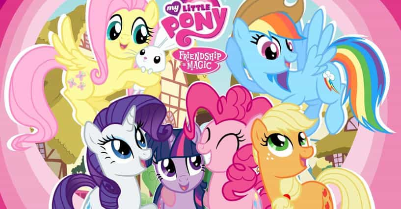 My Little Pony Names and Characters- Listed and Ranked