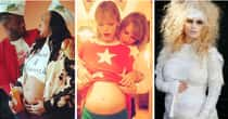 The Most Over-The-Top Celebrity Baby And Gender Reveals