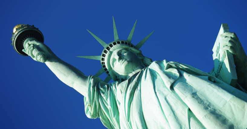 All of the Symbols on the Statue of Liberty, Explained