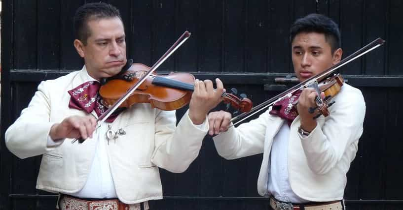 34 Best Mariachi Songs for Weddings - TFM