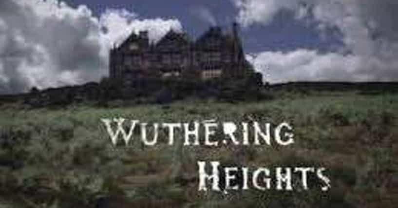 The Character of Heathcliff and Catherine in Wuthering Heights