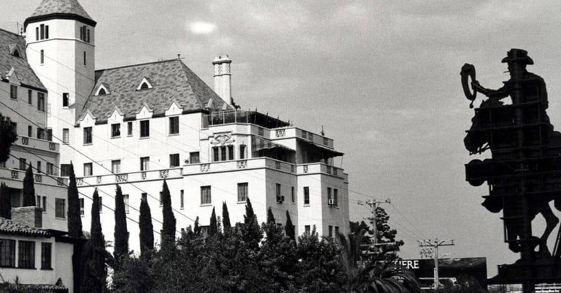 Creepy Haunted Hotels In Los Angeles