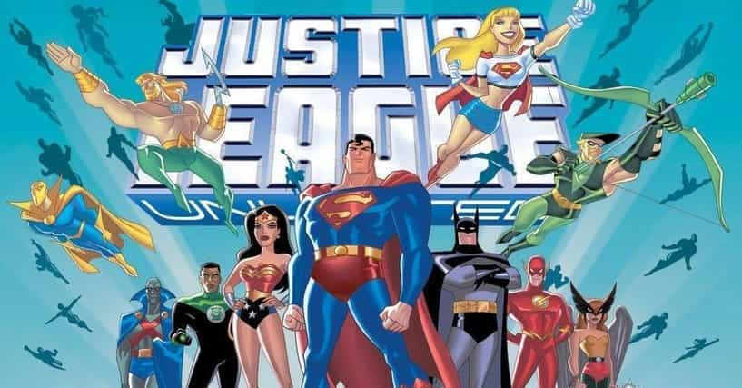 Justice League Unlimited- rare by fastferrari on DeviantArt |Justice League Unlimited Characters