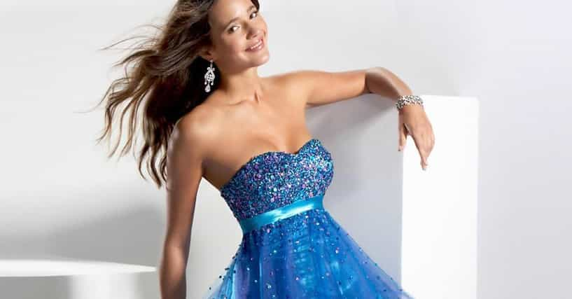 Prom Dress Shopping Websites: List of Sites to Buy Prom Dresses Online