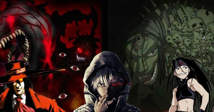 Anime Characters Ranker : Anime characters who undergo the most extreme
