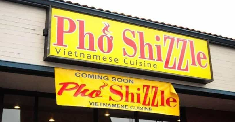 25 funny pho restaurant pun names that get you every time