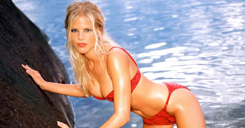 Milf bikini models Hottest Swedish Models List Of Sexy Models From Sweden