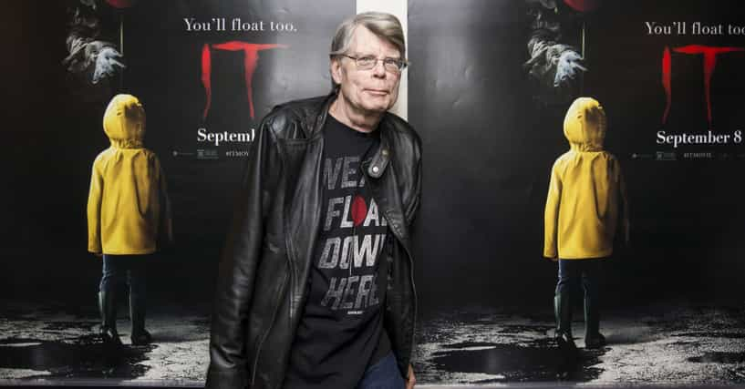 Which Stephen King Character Are You, Based On Your Zodiac Sign?
