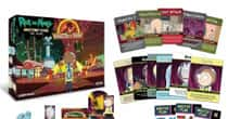 The Schwiftiest 'Rick and Morty' Board Games To Play Right Now