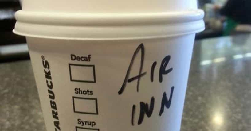 Best Starbucks Spelling Fails Of All Time Funny