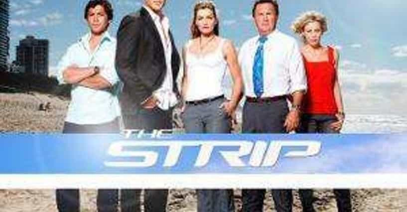 The Strip Cast List: Actors and Actresses from The Strip