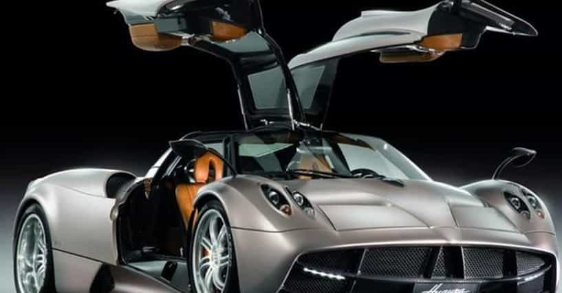20 Expensive Car Brands Known For Their Luxury