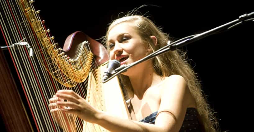 Famous Harpists | List of the Top Harpists