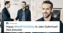 17 Times Ryan Reynolds And Hugh Jackman Couldn't Help But Troll Each Other