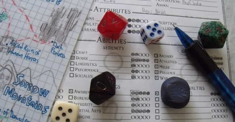 thesis rpg game As mentioned in the title, i want to write a ma dissertation about some issue concerning the phenomenon of table top rpg, specifically d&d i was.